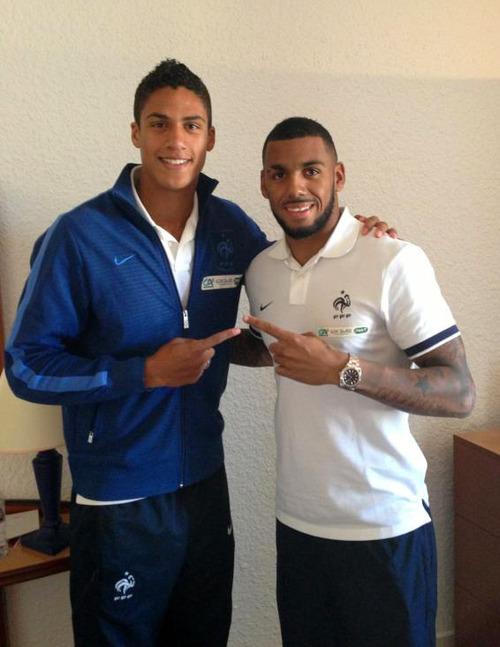 ¿Cuánto mide Raphaël Varane? - Real height Varan